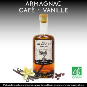 Armagnac Arrangé Café Vanille Les Arrangeurs Français